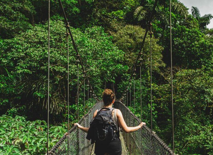 reiseagenturbrandner reisen costa rica individualreise natur abentuere hängebrücke
