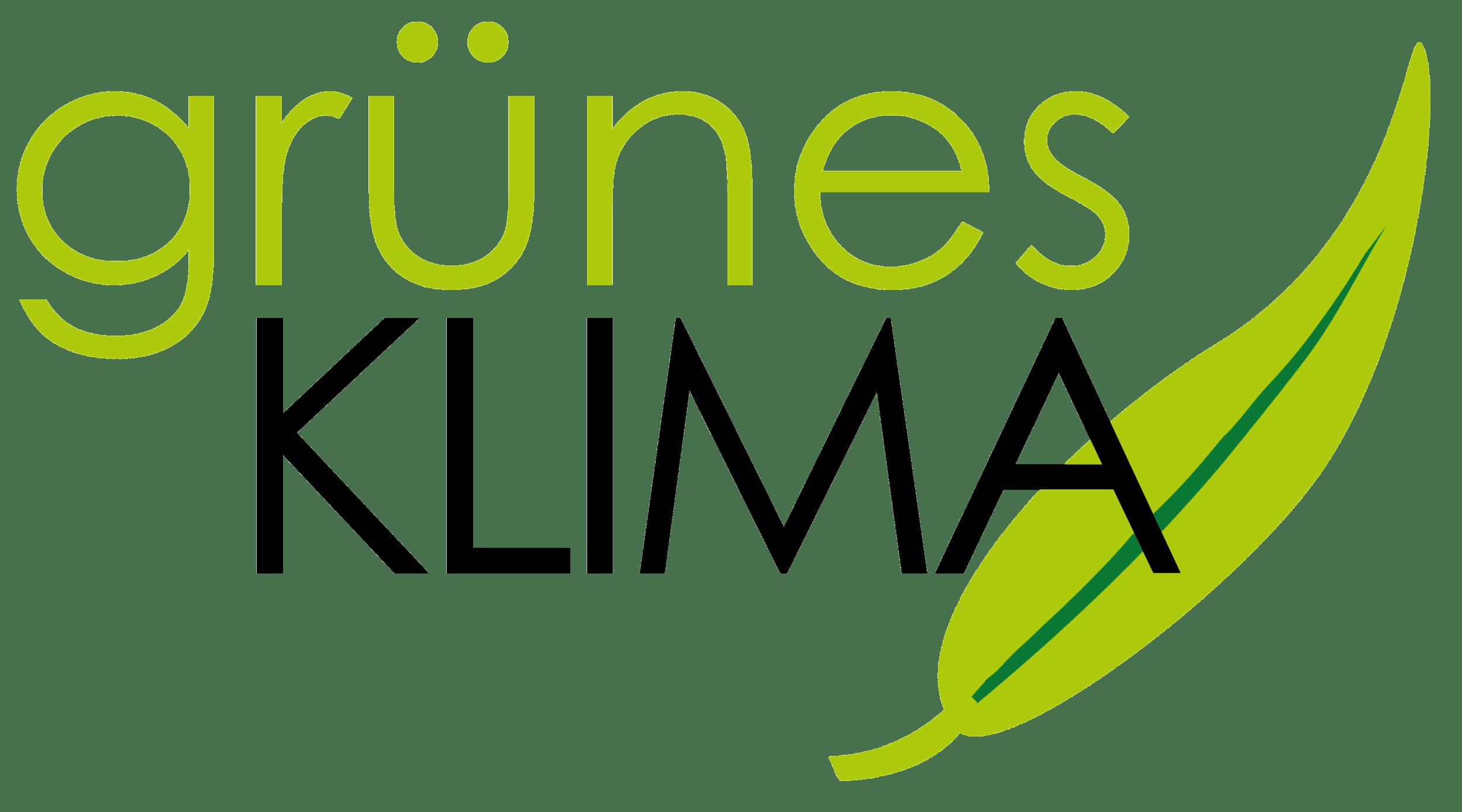 grunes-klima logo