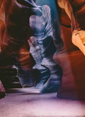 reiseagenturbrandner usa amerika individualreise Mietwagenreise antelopecanyon
